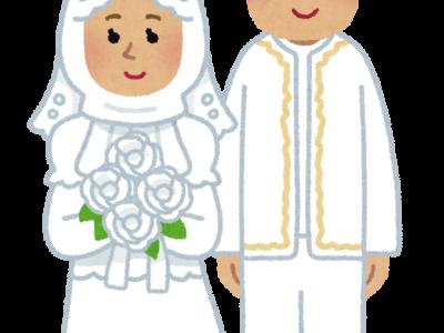 国際結婚で、国籍や宗教によって、困難が予想される場合